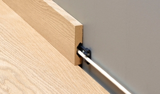 Плинтус Balterio70 (parquet skirting)